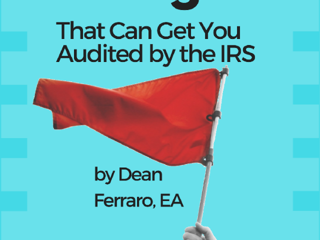 16 Red Flags That Raise Your IRS Audit Risk