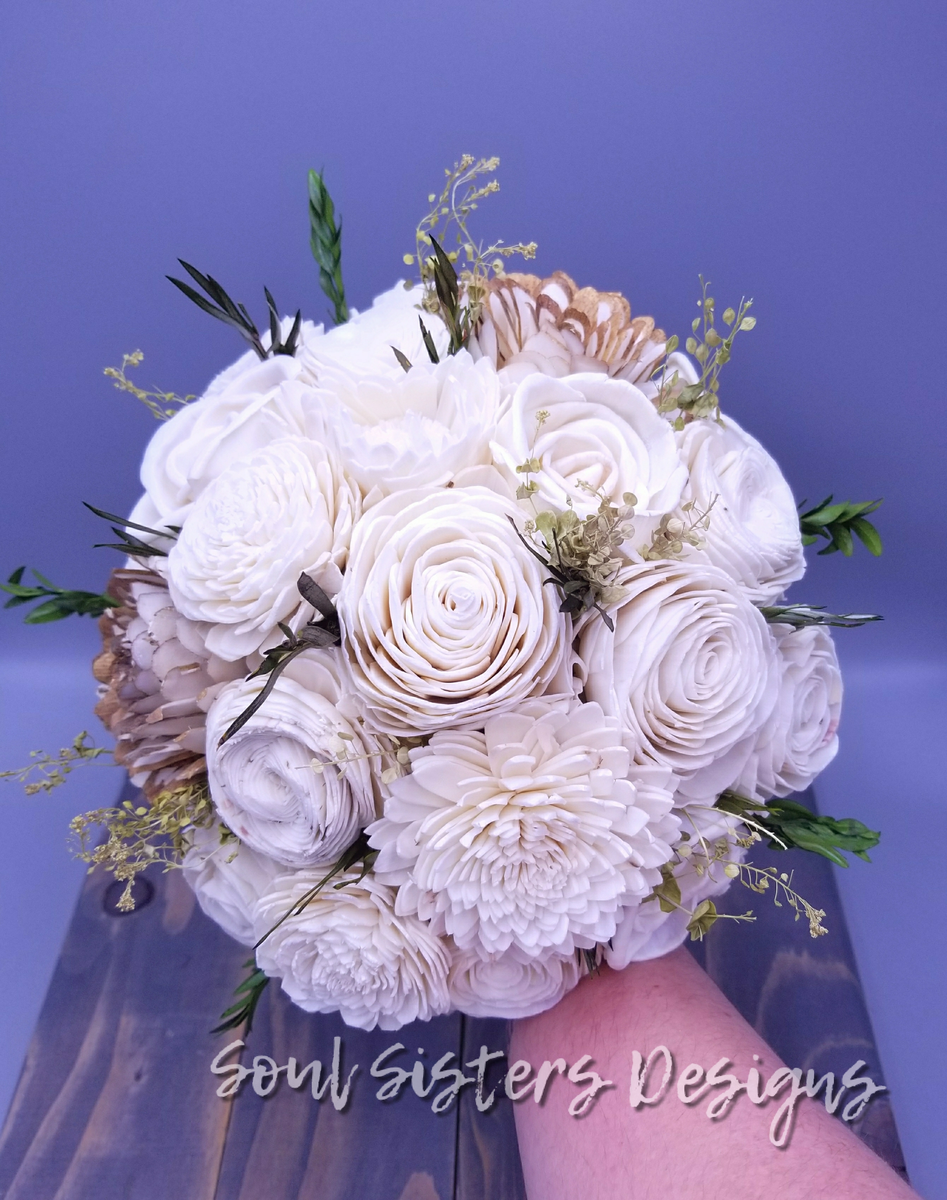 Rustic Natural Elengance Bouquet