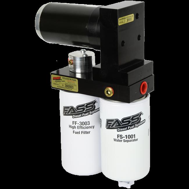 FASS Direct Replacement Diesel Fuel Pump Dodge Cummins 5.9L 1998.5-2002