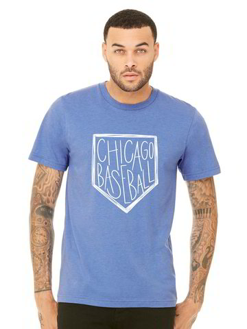 Chicago Baseball Tee