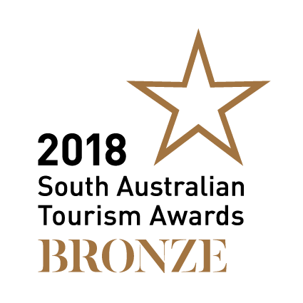 2018 SA Tourism Awards - Bronze