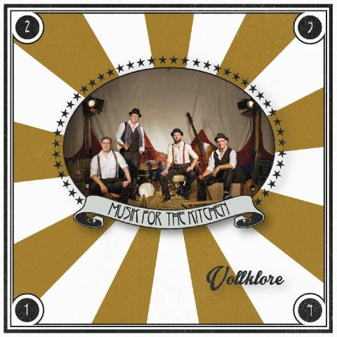 Musik For The Kitchen - Vollklore (CD)