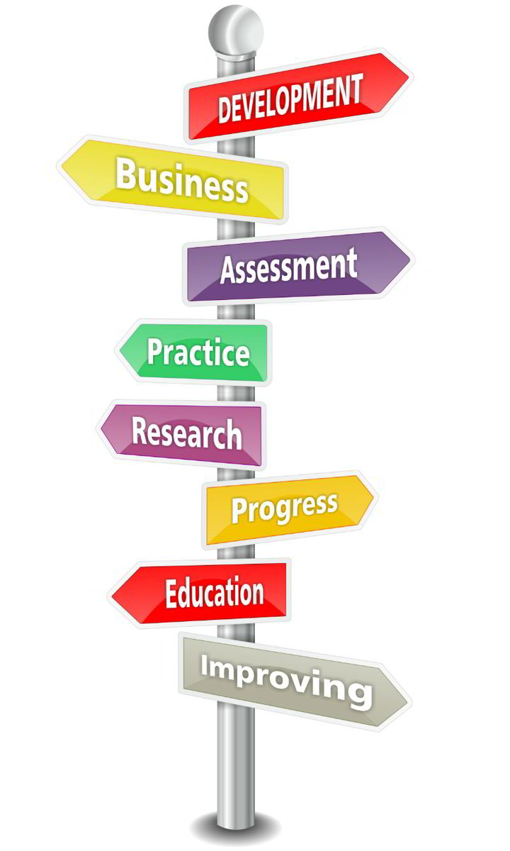 Development and Assessment graphic