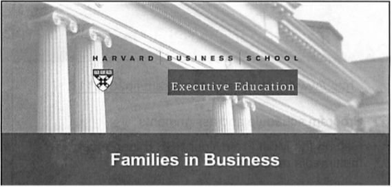 Harvard Families in Business logo