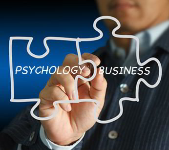 Psychology & Business graphic