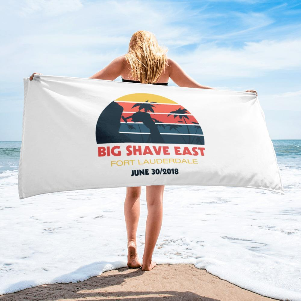 Big Shave East Towel
