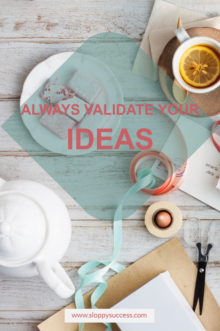 Idea Validation Process