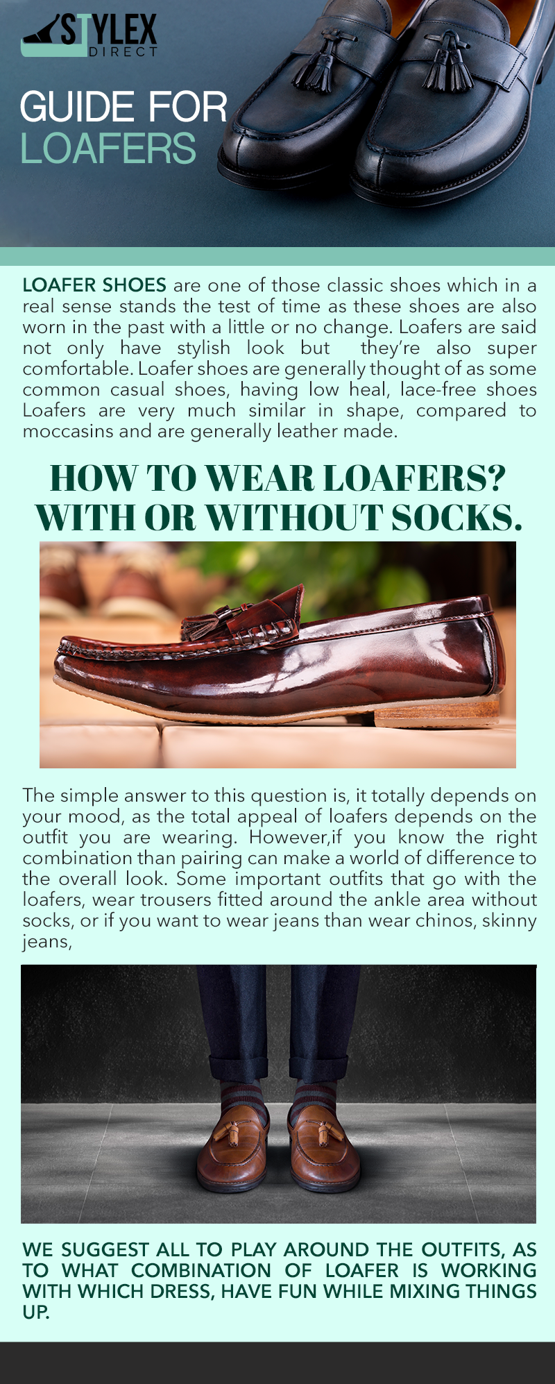 Guid to Loafers