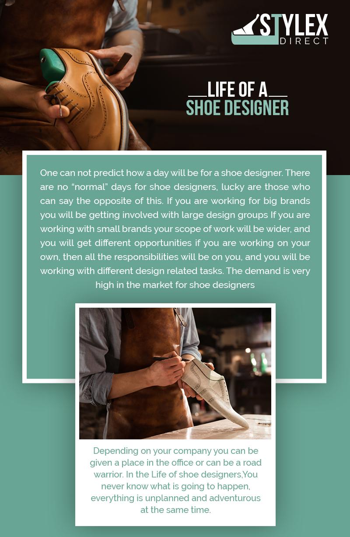 Life Of Shoe Designer