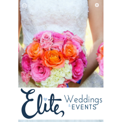 Elite Weddings and Events Mobile App