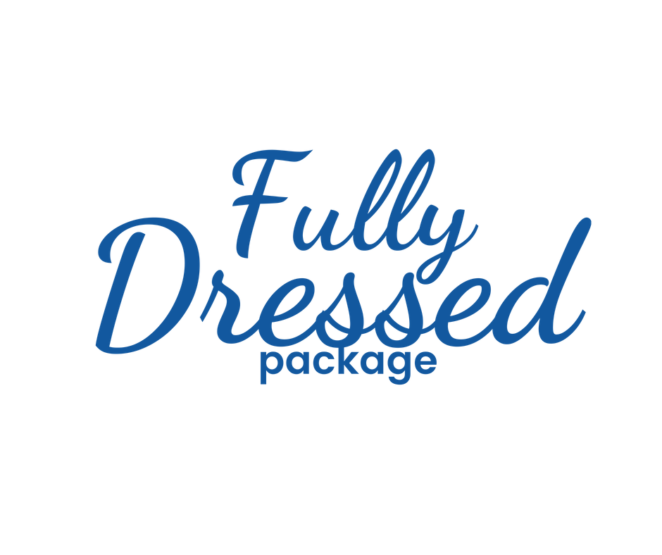 Fully Dressed Wedding Package - Elite Weddings Events Dfw