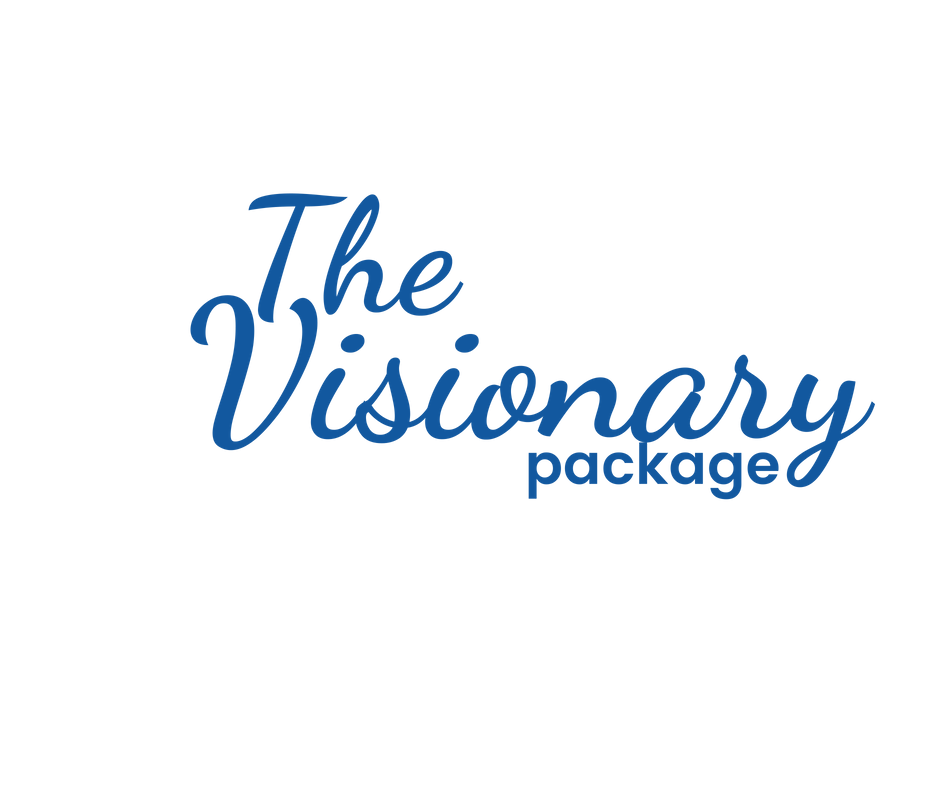 Elite Weddings and Events The Visionary Package