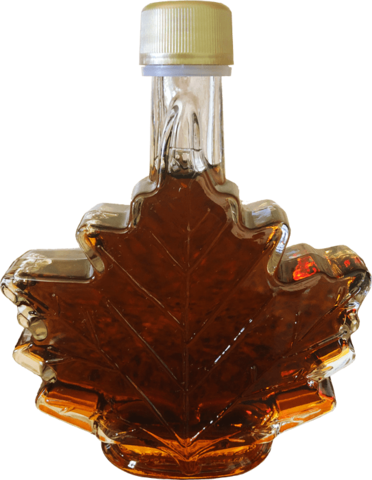 Maple Syrup, Classic Maple Leaf Bottle 250ml