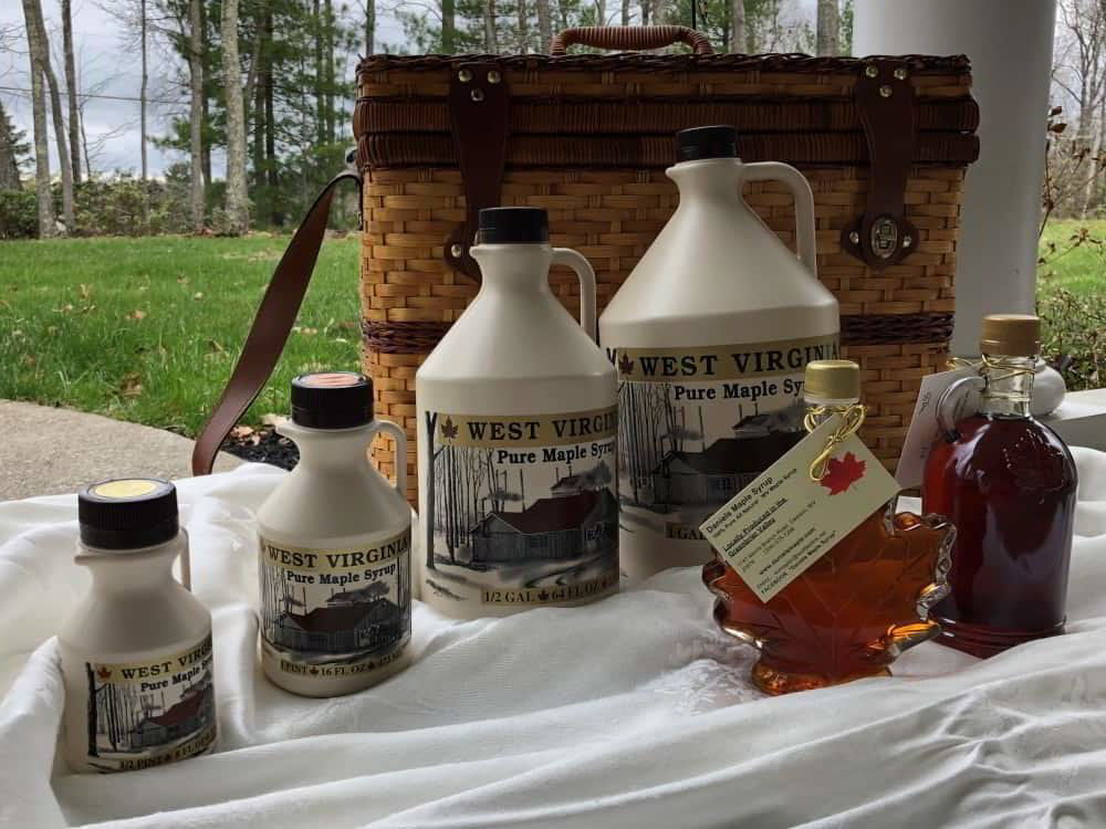 Maple Syrup, 1 Gallon Jug